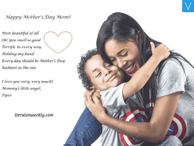 Essay on Mothers day